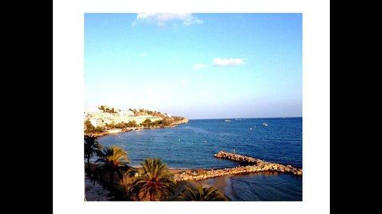 Apartments Mar y Playa: Beautiful weather day 1