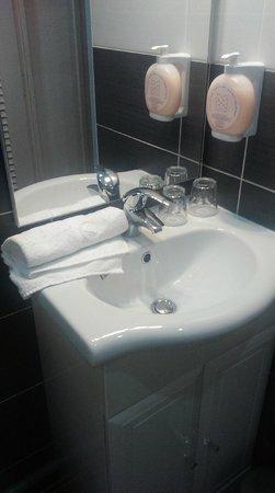 Hotel Regina : Bathroom