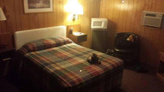 Tuskeegee Motel: Room 8