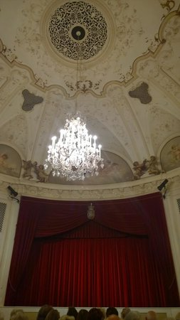 Salzburger Marionetten Theater: Beautiful historic theater