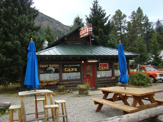 High Quality Log Cabin Cafe Bed And Breakfast