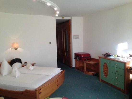 Hotel Hohenwart: Zimmer Laugenspitz