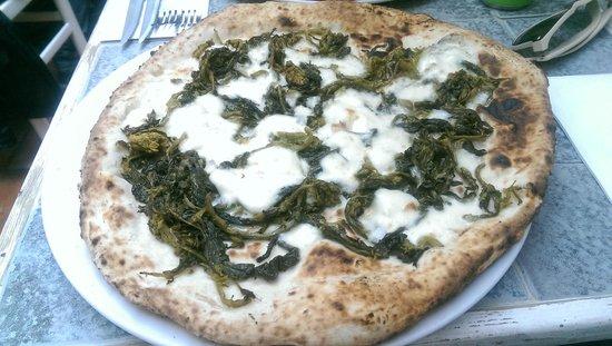 Santa Maria : Tasted BETTER than it looks