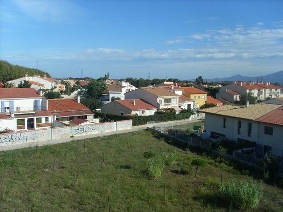 Kyriad Perpignan Sud: View from our room
