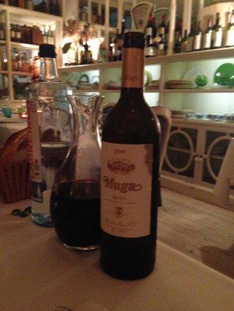 La Trastienda del Cuatro: El vino de esa noche
