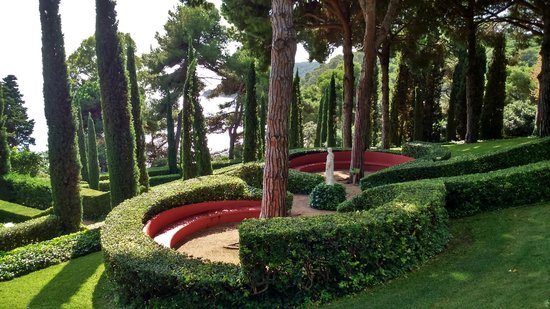 Jardin Santa Clotilde - Picture of Jardines de Santa Clotilde, Lloret de Mar ...
