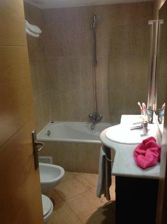 Hotel Presidente: Bagno