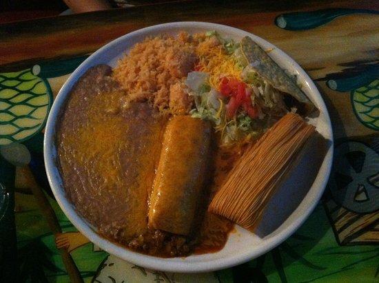 Chicken Fajitas Picture Of Plaza Bonita Family Mexican