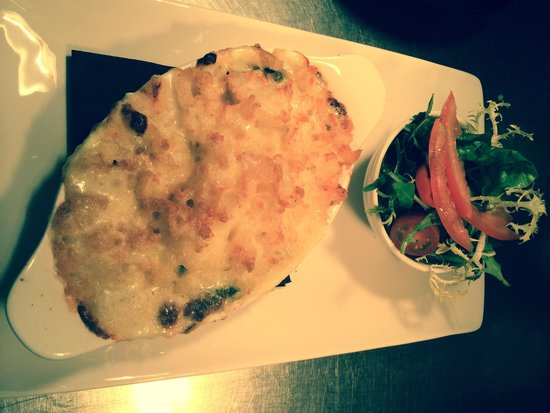 Malmaison Brighton: The Seattle fish pie!