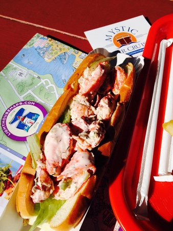 Sea View Snack Bar: Lobster Roll