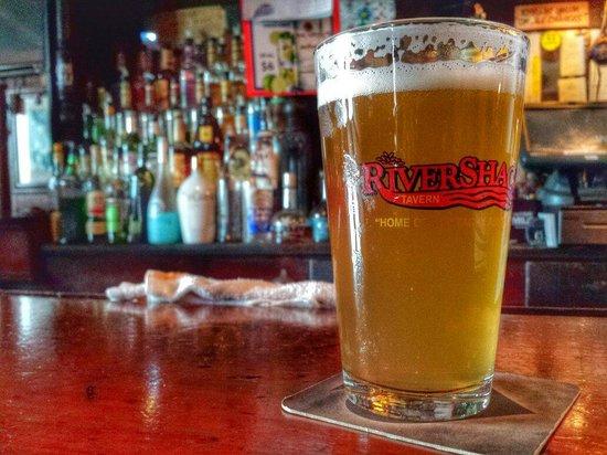 Rivershack Tavern: Beer