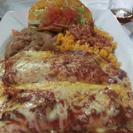 a Todo Mejico : Enchilada