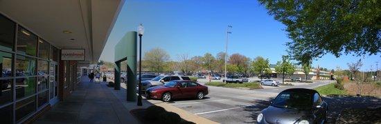 Lightfoot, VA: Panorama vom Gelände
