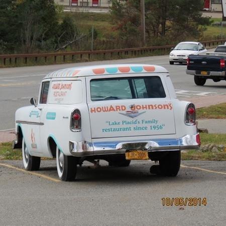 Howard Johnson Restaurant: HoJo vehicle