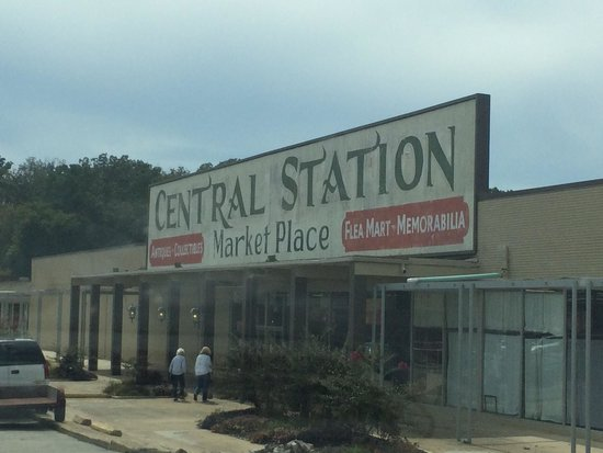 ‪Central Station Marketplace‬