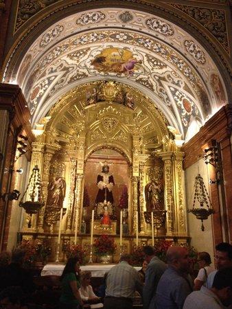 Basilica de la Macarena : Basilique Macarena