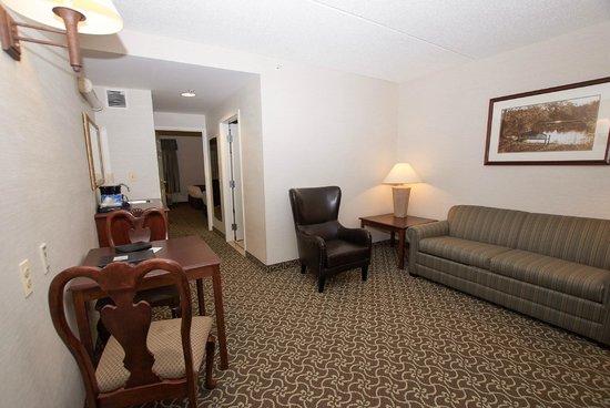 D. Hotel & Suites : One Bedroom Suite