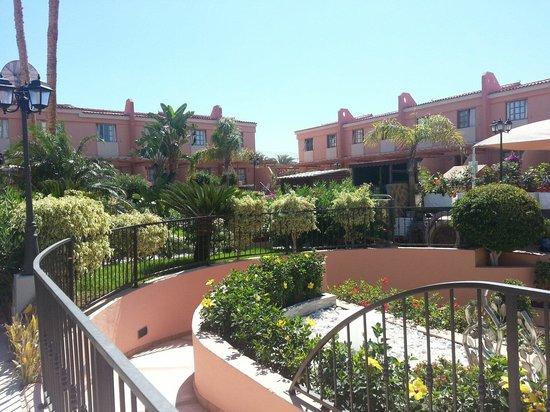 Steps bild fr n jardin del sol apartments playa del for Jardin del sol gran canaria