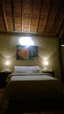 Posada Cana Fresca: la cama