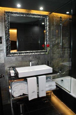 Hotel Bagues: Salle de bain