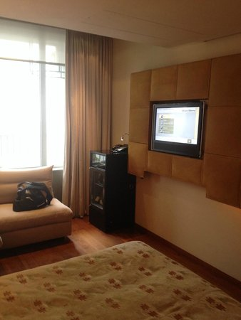 DO & CO Hotel Vienna: Zimmer