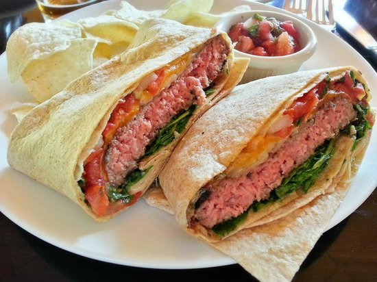 Redwoods Grill and Bar: Scottsdale Burger