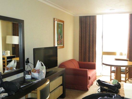 Hotel Royal Reforma: Quarto confortável