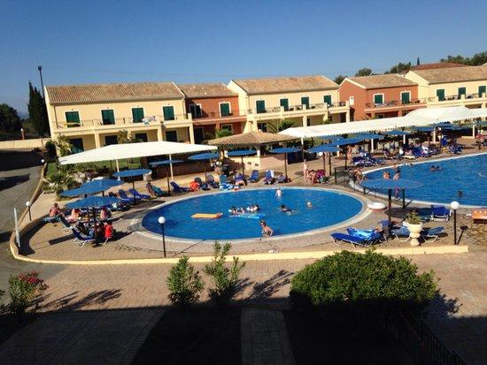 Aqualand Park - Picture of Aqualand, Agios Ioannis ...