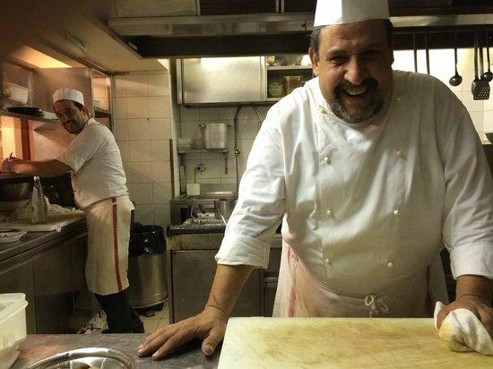 Il Caminetto Ristorante: Our favorite chef