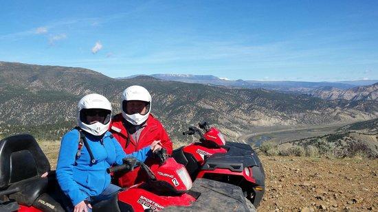 Glenwood Adventure Company : Half Day ATV Tour