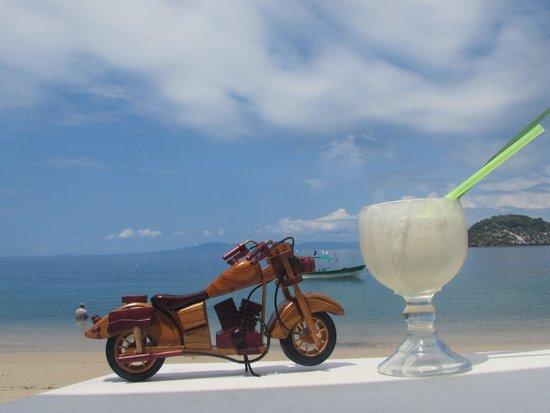 Casa Iguana Hotel : mislamoya beach