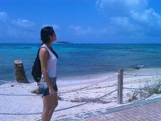 Blue Almond Hostel: San Andres Island