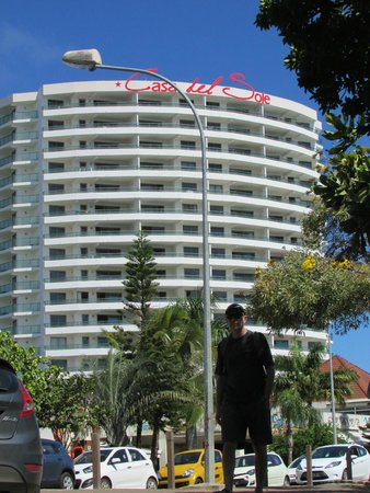 Casa del Sole : View from the Bay de Citron side