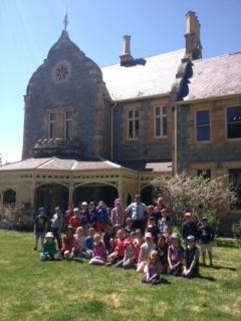 Abercrombie House: The kids and the house :)