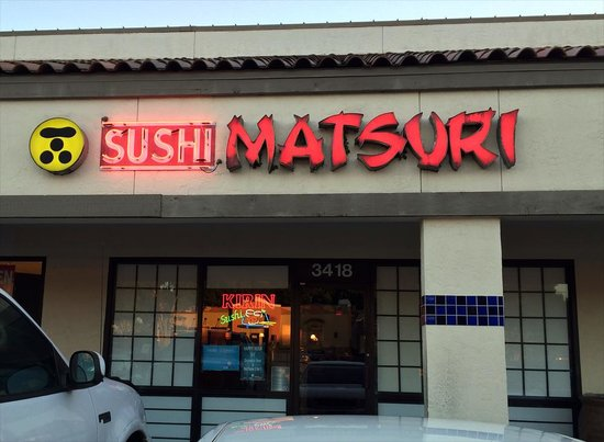 Sushi Matsuri Anese Restaurant Gainesville Reviews Phone Number Photos Tripadvisor