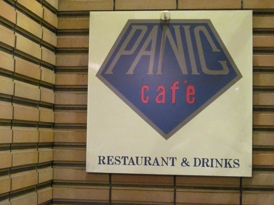 Panic Teppanyaki: Panic's Entrance.