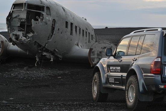 Iceland South Coast Travel - Day Tours