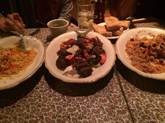 Photo of Middle Eastern Restaurant Ariana Restaurant at 134 Chestnut St, Philadelphia, PA 19106, United States