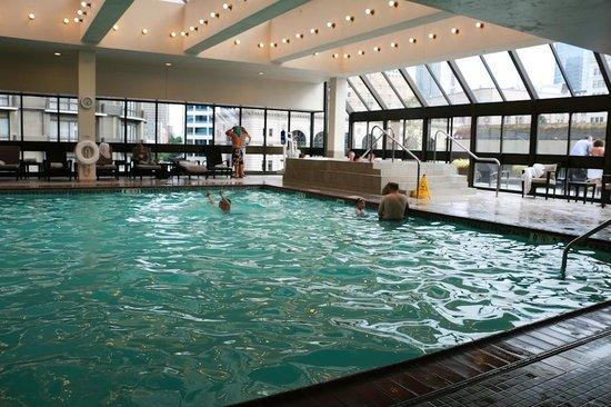 Swimming Pool Picture Of The Westin Seattle Seattle Tripadvisor