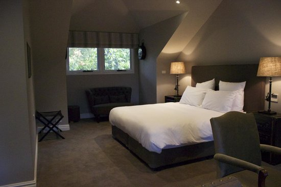 Parklands Country Gardens and Lodges : Loft Room