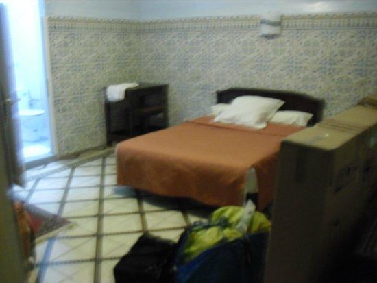 Toulousain Hotel: hotelkamer