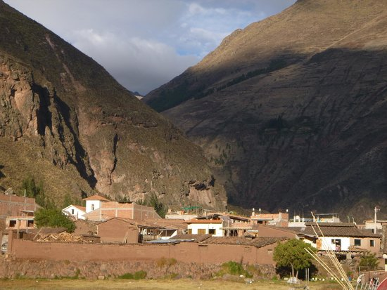 Pisac Inca Guest House: View from hotel