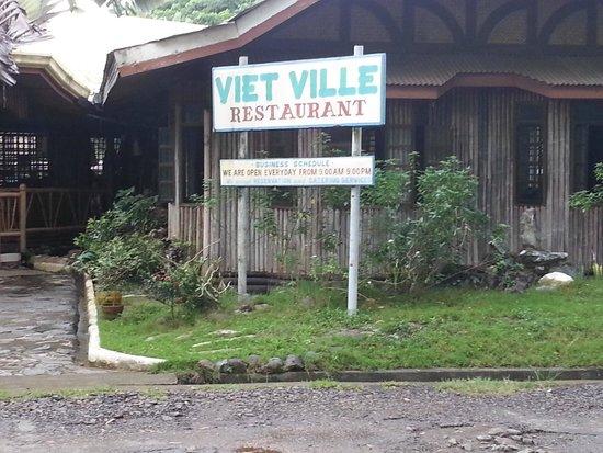 Viet Ville: The sign