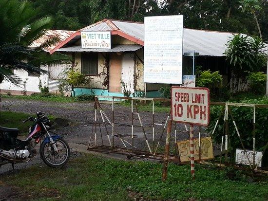 Viet Ville: Entering the village