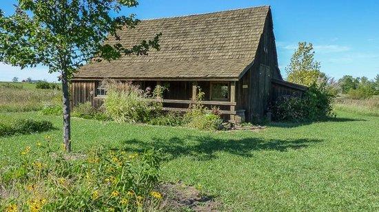the old barn picture of walt disney hometown museum marceline