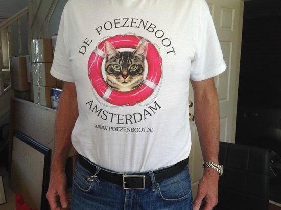 De Poezenboot: Nice t-shirt
