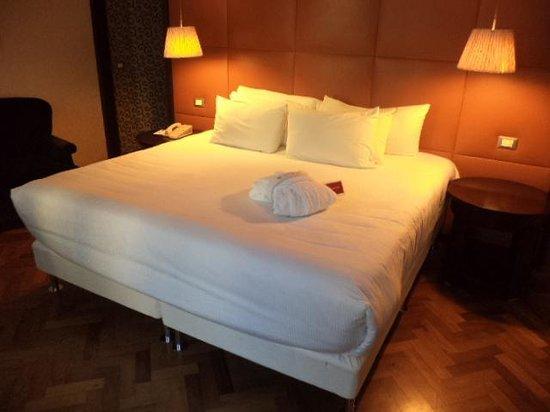 NH Collection Buenos Aires Lancaster: increíble la cama