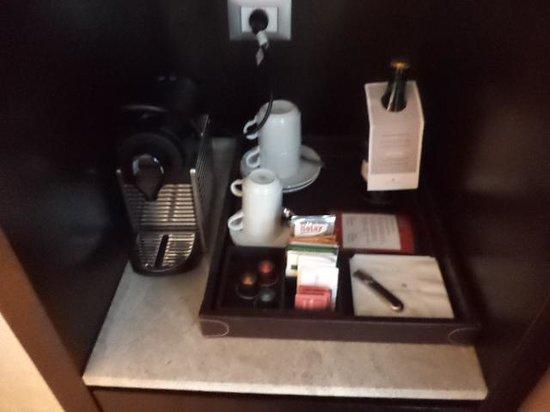 NH Collection Buenos Aires Lancaster: para disfrutar unos ricos cafés con la Nespresso