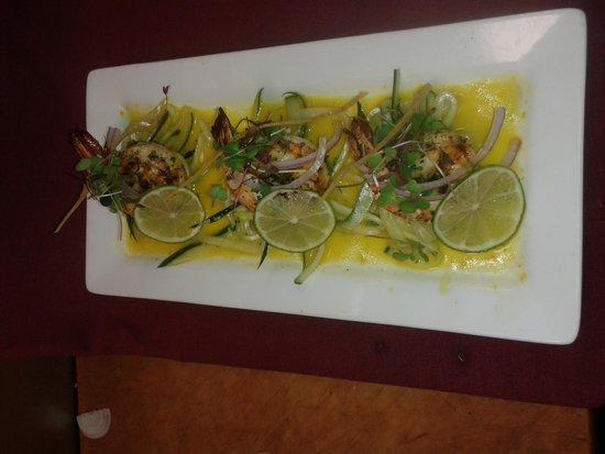 Gia Ristorante : shrimp. alla. limone