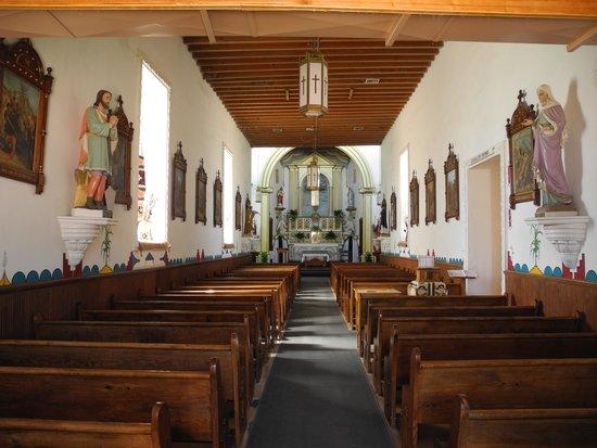 El Paso Mission Trail: Ysleta Mission